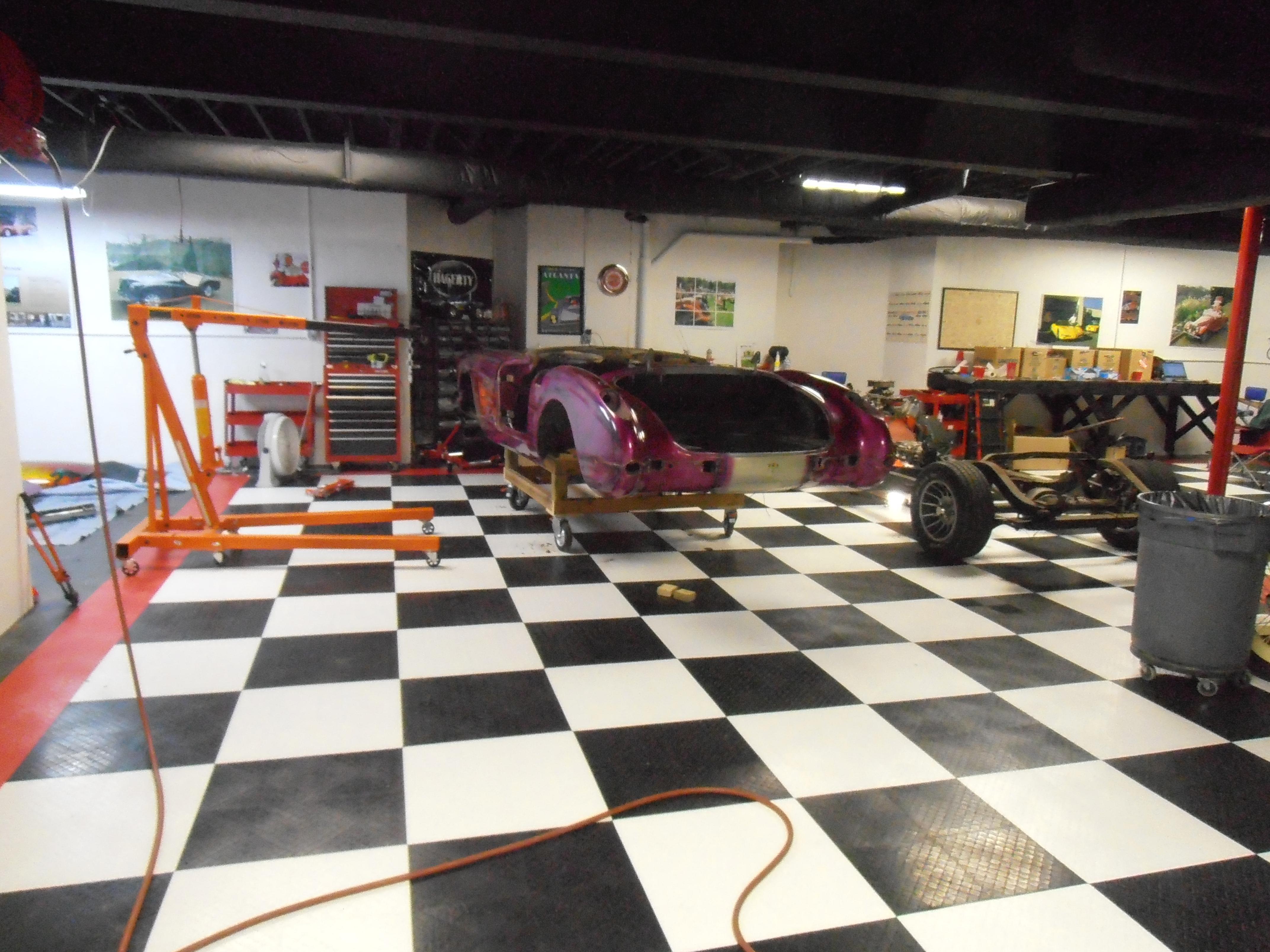 pink floyd day 8 full octane garage. Black Bedroom Furniture Sets. Home Design Ideas