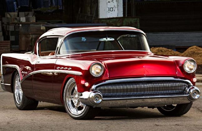 Carls Custom Cars Built The Buick Roadmaster Full Octane Garage - Carl's cool cars