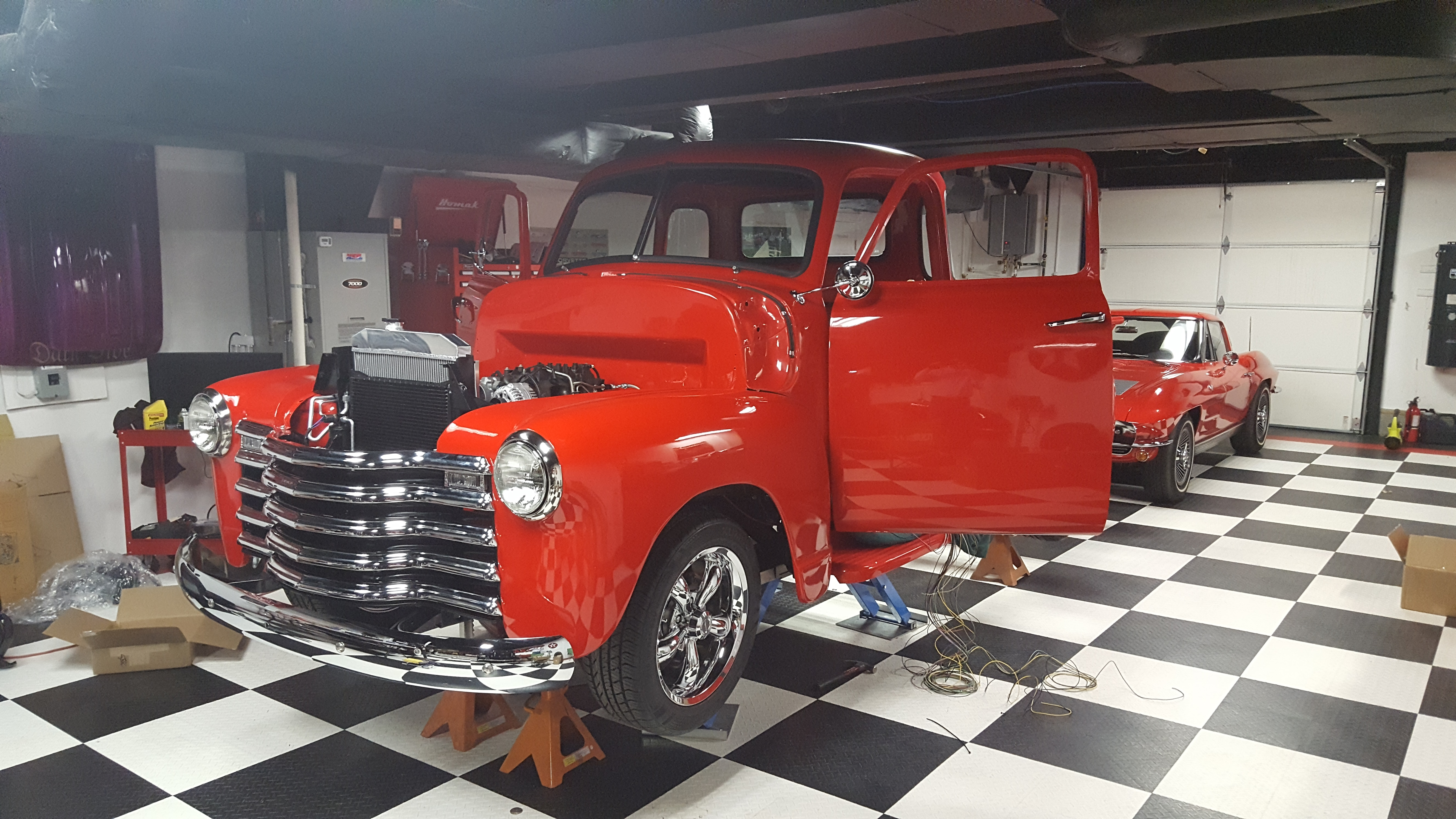 20170326_210021 1950 chevy five window progress update 03 27 2017 full octane garage 1949 Chevy 3100 at reclaimingppi.co