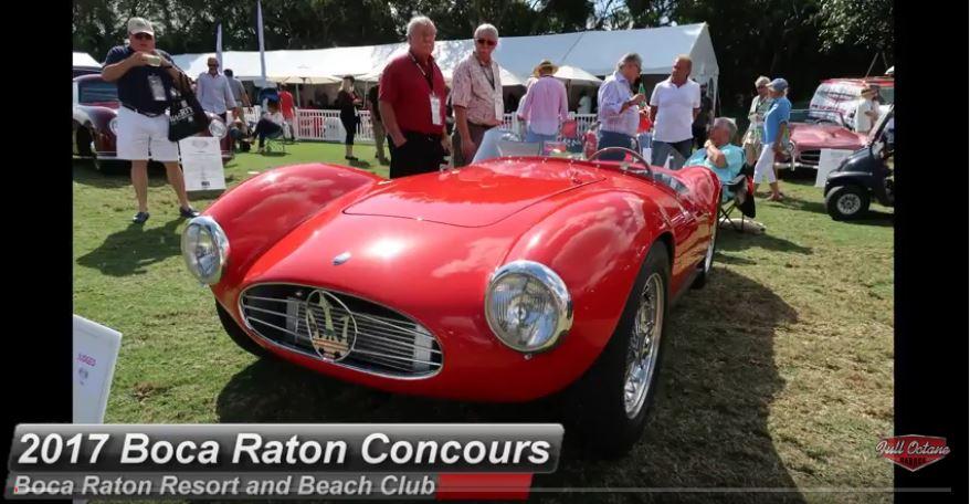 Boca Raton Concours Full Octane Garage - Boca raton car show